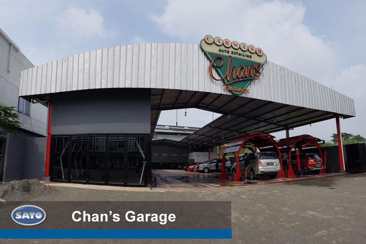 Chans Garage Cibubur