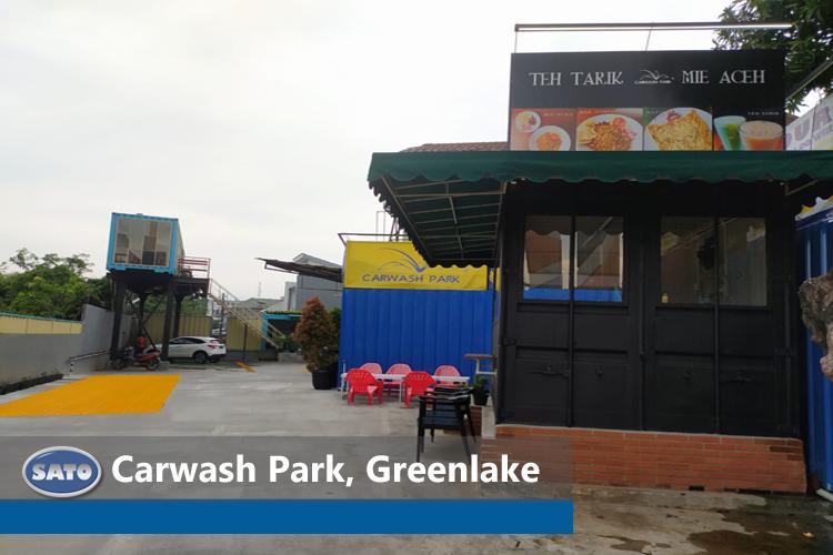 Carwash Park Greenlake