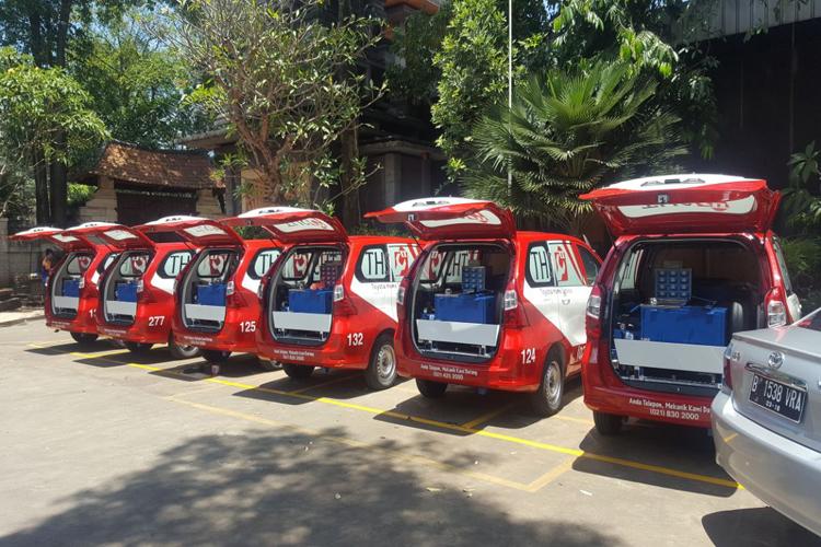 Pembuatan Karoseri Toyota Home Service